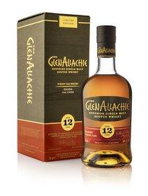 Glenallachie 12 YO Spanich Oak, Whisky, 0,7L