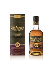 Glenallachie 12YO, Chinquapin Virgin Oak, Whisky, 0,7L