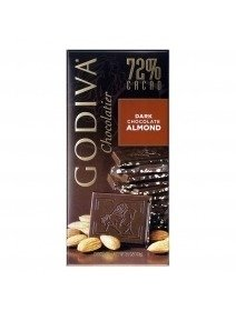 Godiva Dark Chocolat Almonds
