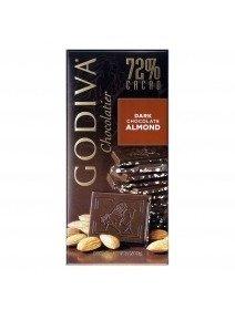 Godiva Dark Chocolat Almonds