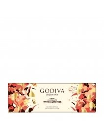 Godiva Dark With Almonds