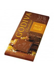 Godiva Milk Chocolate Salted Caramel