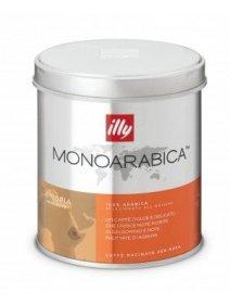 Illy Monoarabica Etiopia, cafea, 125 g