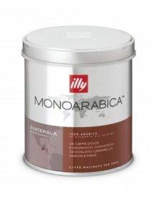 Illy Monoarabica Guatemala, cafea 125 g