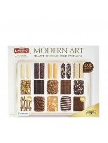 Lambertz - Modern Art - Premium Chocolate Cookie Assortment, 500 grame