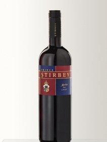 Prince Stirbey Merlot 2012, 0,75L