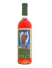 Roze - Feteasca Neagra - Ingeri, Crama Basilescu