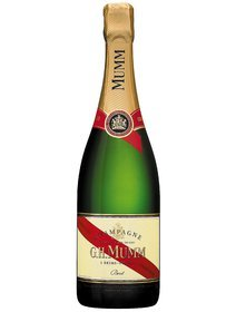 Sampanie Mumm Cordon Rouge