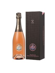 Sampanie rose Baron de Rothschild, 0,75L