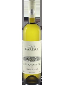 Sauvignon blanc sec  - Casa Isarescu