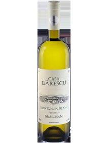 Sauvignon Blanc - demisec, Casa Isarescu