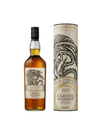 Cardhu Game Of Thrones House Targaryen Scotch Whisky, 0.7L