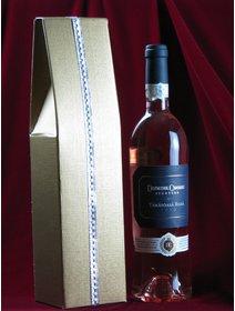 Tamaioasa roza , Domeniul Coroanei Segarcea + cutie cadou vinuri