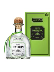 Tequila Patron Silver, 1000 ml