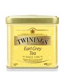 Twinings - Ceai negru Earl Grey cutie metal