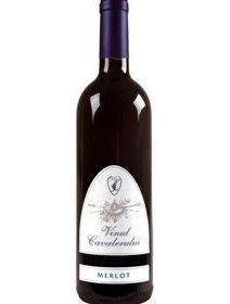 Vinul Cavalerului Merlot, Serve, 375 ml